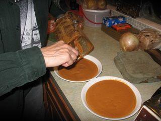 Szechwan Carrot Soup 004