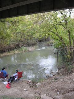 San Antonio - creek