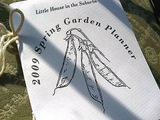 2009 Garden Planner