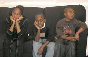 Bored-trio