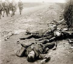 WWI-litter on the highway