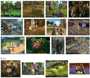MMORPG copy