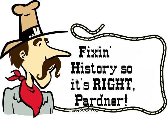 Fixin History In Texas