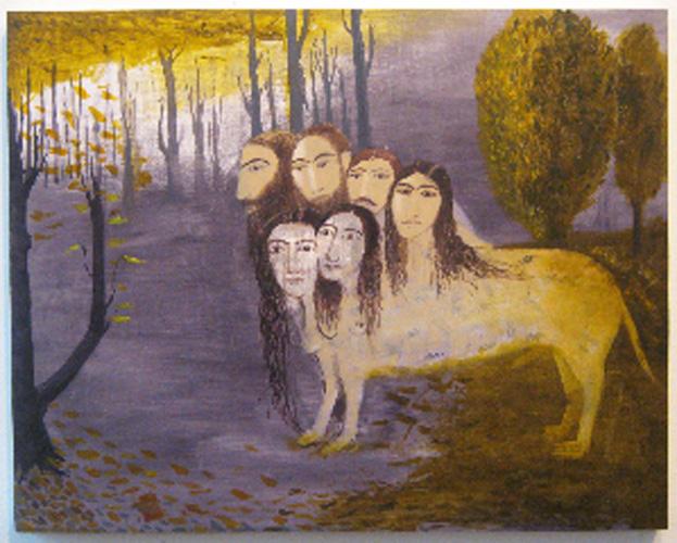 Many-HeadedLioness_2007_Samira_Abbassy